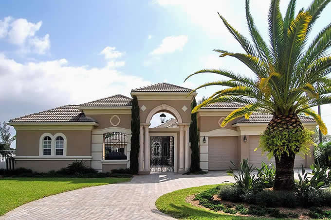Florida house fresh design fashion style trends 2017 for Florida house designs