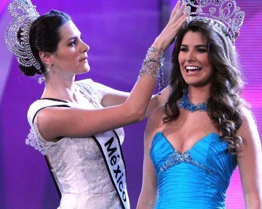 KARINA González, MISS MÉXICO 2012