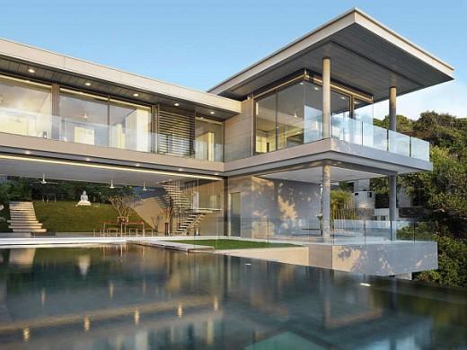 Luxury Villa Amanzi Phuket Thailand 2 glass house