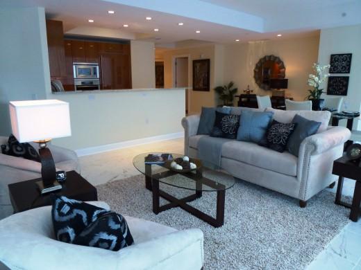 Main Living Home Area