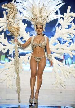 Miss Honduras Jennifer Andrade
