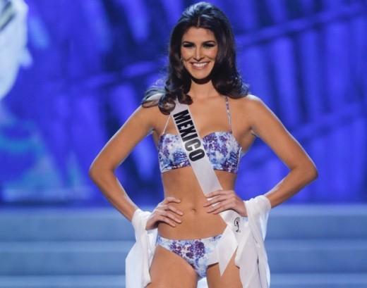 Miss Mexico, Karina Gonzalez