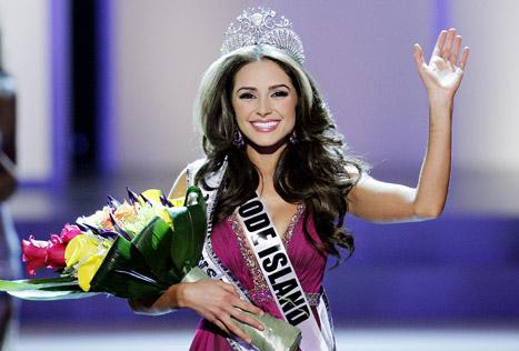 Miss Rhode Island USA Olivia Culpo