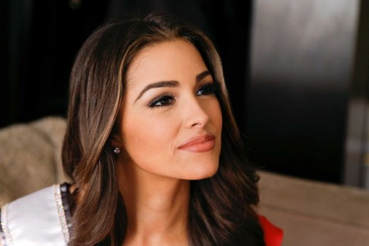 Olivia Culpo Miss Universe pageant