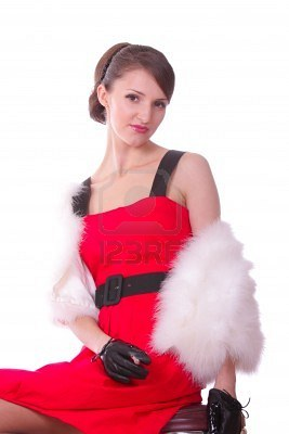 Red Party Dresses For Christmas Parties