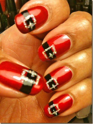 christmas nail designs 2012  fashion style trends 2019
