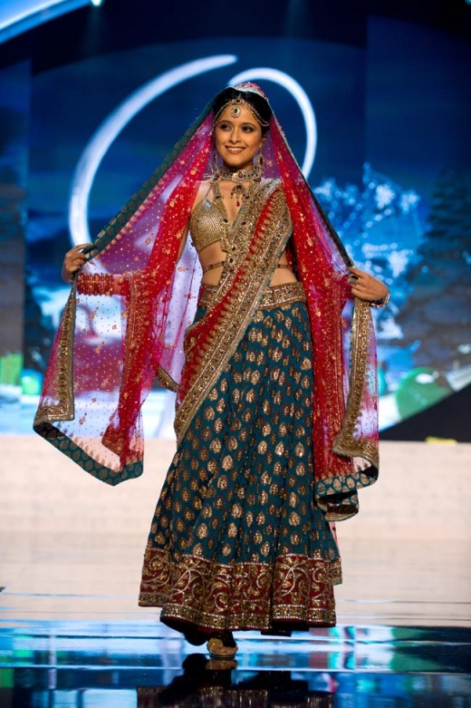 Shilpa Singh Miss India Universe 2012