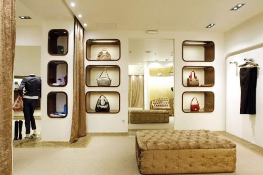 Sweet High Class Shop Interior Design Ideas