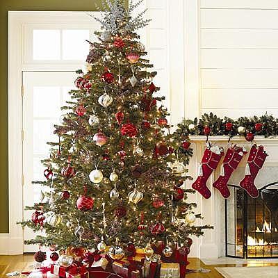 Artificial Christmas Trees 2012