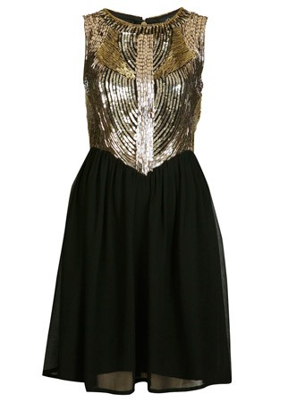 fridge embellished prom dress