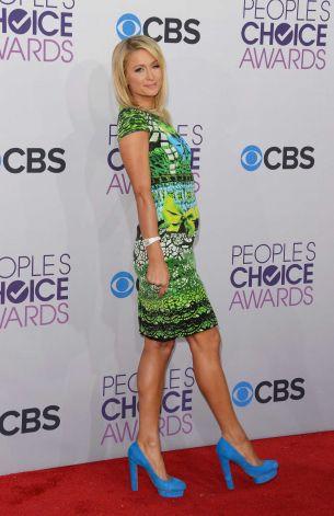 Paris Hilton wears