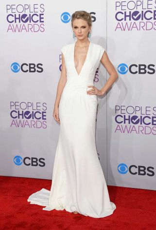 Taylor Swift's gown