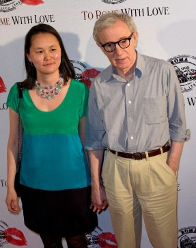 Woody Allen 77 and wife Soon Yi Previn