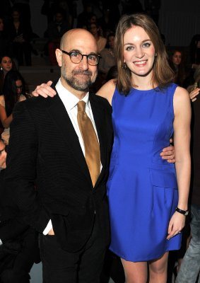 Stanley Tucci married Felicity Blunt
