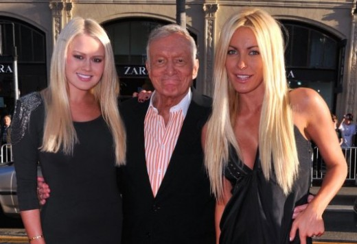 Hefner married Crystal Harris