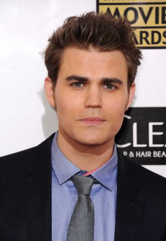 Paul Wesley Award show