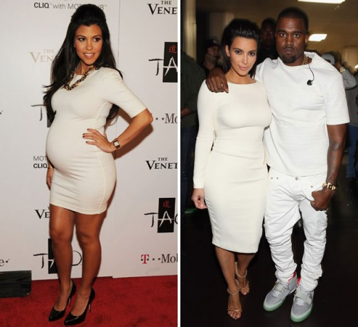 Kim Kardashian Confirms Pregnant With Kanye West