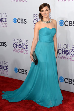 Actress Rachael Leigh Cook attends Annual People's Choice Awards