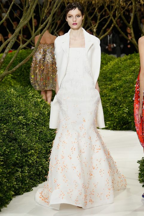 5 style lessons of christian dior spring 2013 couture from