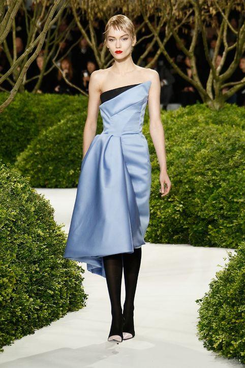 Christian dior couture spring 2013 dresses oscars