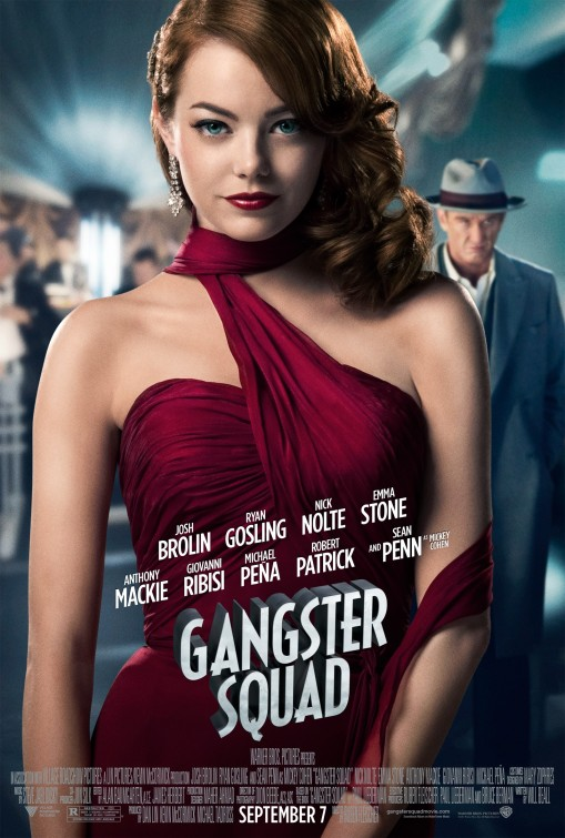 gangster squad poster emma stone