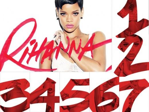 Rihanna Seven Complex Covers