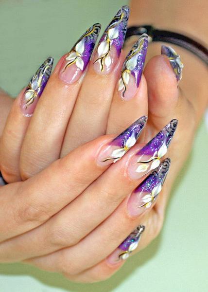 2013 Wedding Nail Designs