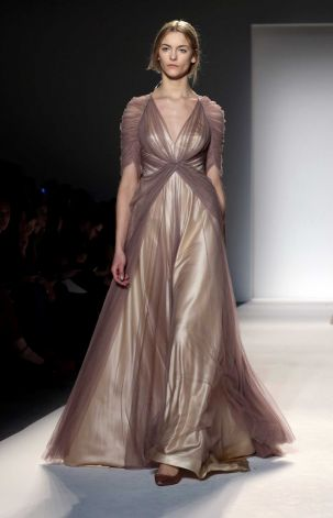 The Jenny Packham Fall 2013 collection