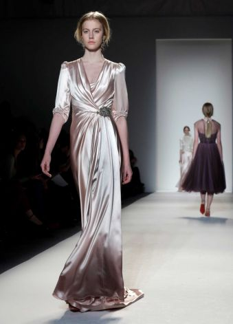 The Jenny Packham Fall 2013