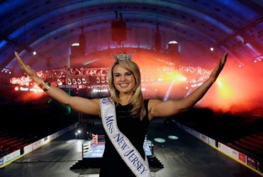 Lindsey Petrosh Miss America