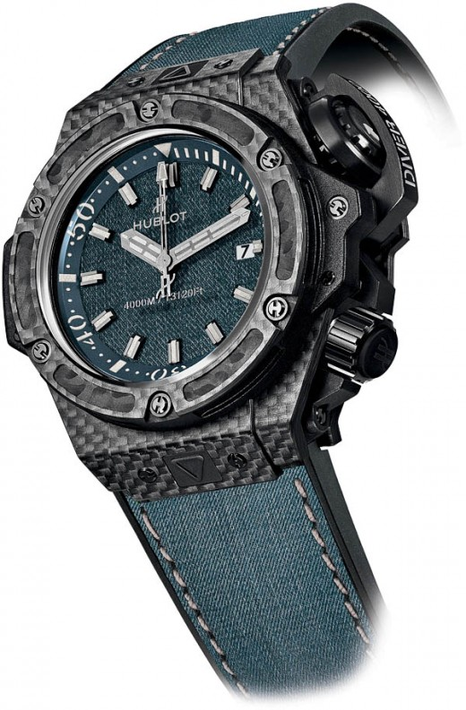 Hublot Jeans Watch Design