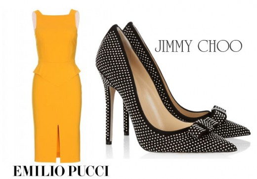 Jimmy Choo 'Maya' Pumps