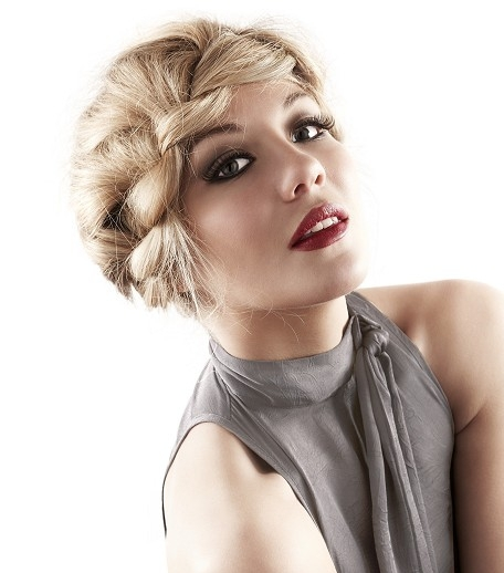 Soft Updo Hairstyles Valentines Day 2013