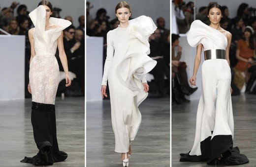 'XXL', which create three-dimensional effects in clothing