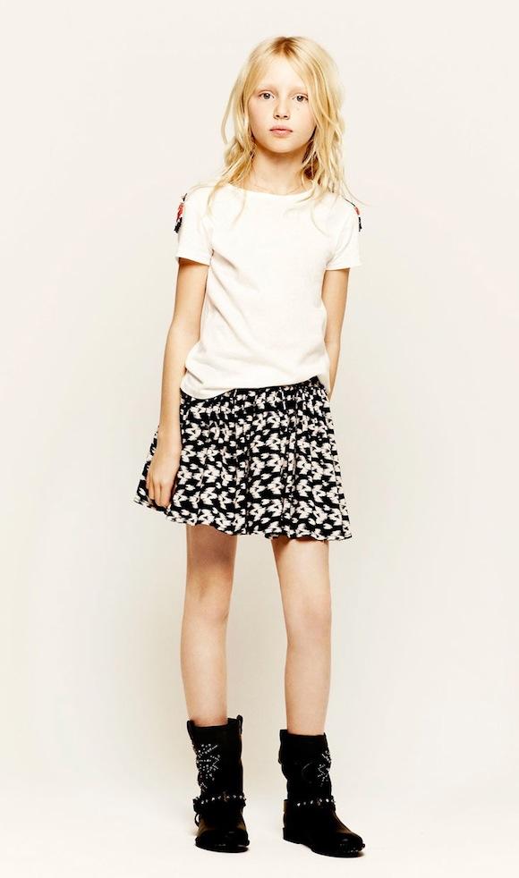 Zara Spring 2013 Kidswear Collection - Fashion Style ...