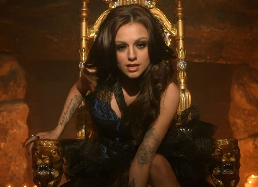Cher Lloyd Launches new Video as her Fans Exceed than Cheryl Cole on Twitter