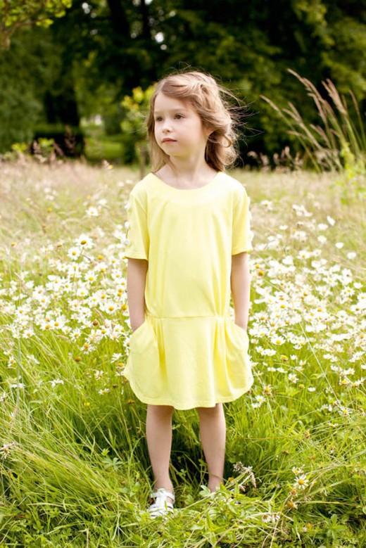Chloe Spring Summer 2013 kidswear