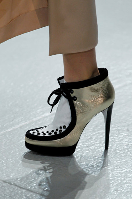 Fall 2013 Shoes Rodarte