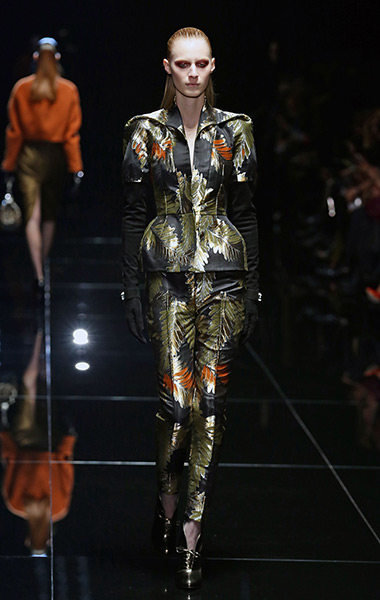 Gucci Milan Fashion Week