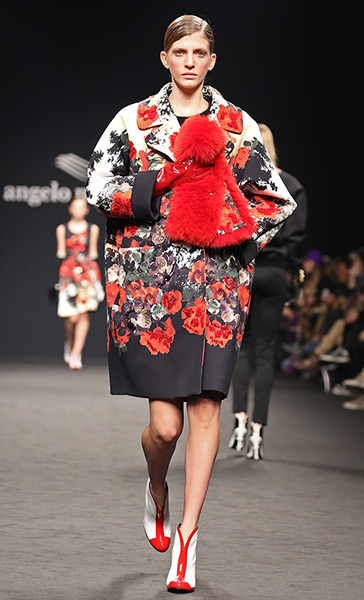Angelo Marani Milan Fashion Week