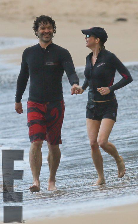 Renée Zellweger & Doyle Bramhall's Romantic
