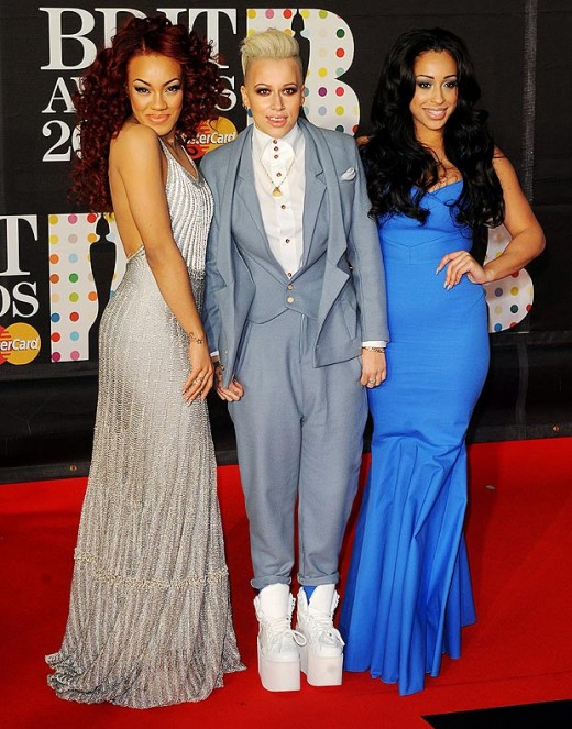 Stooshe in Different Style