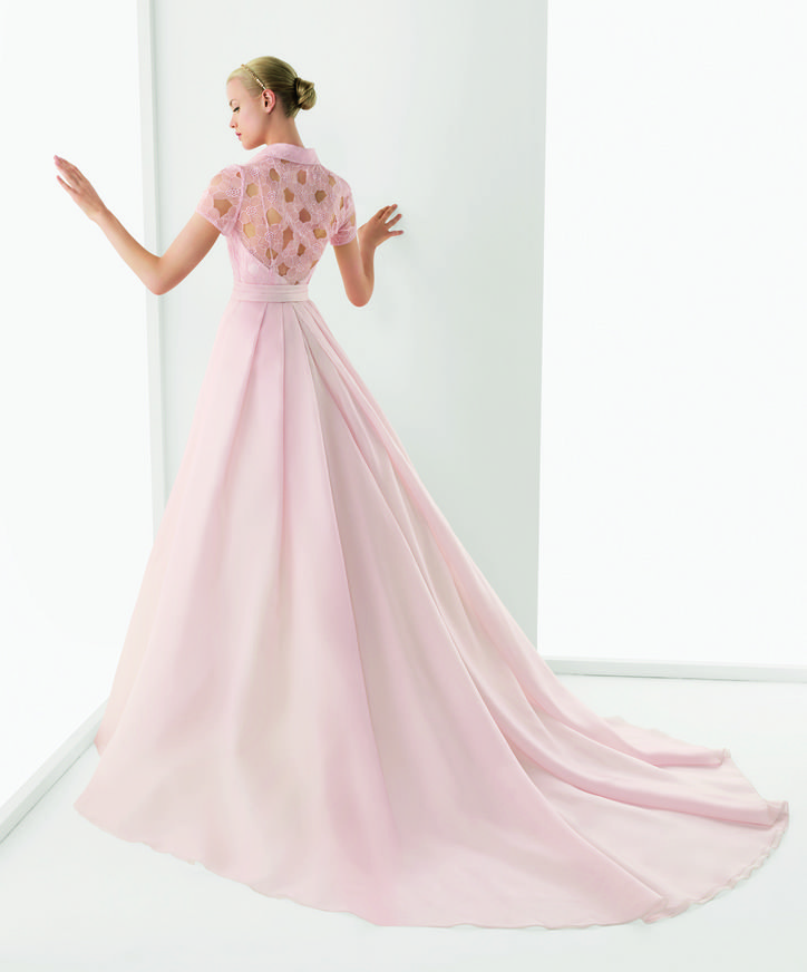 Blush Colored Wedding Dresses For Sale