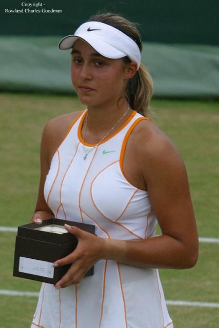 Tamira Paszek Picture