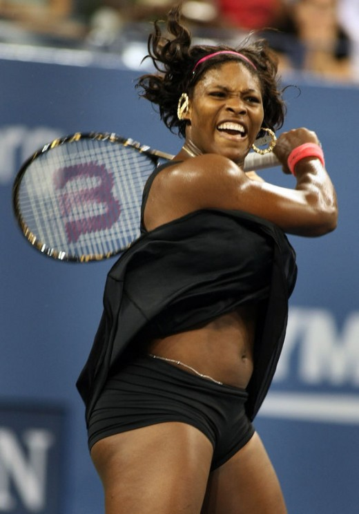 Hot Serena Williams