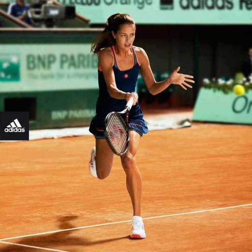French Open 2013 Biggest Winners From Week 1 At Roland: Ana Ivanovic Biography & Career Highlights