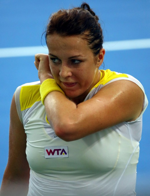 Anastasia Pavlyuchenkova Hot Still