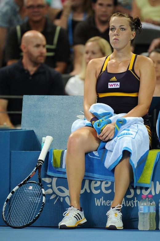 Anastasia Pavlyuchenkova Hot Image
