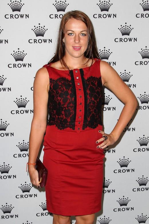 Anastasia Pavlyuchenkova Hot Dress Image