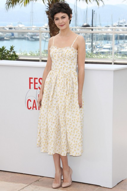Cannes Film Festival Audrey Tautou 2013 Pic